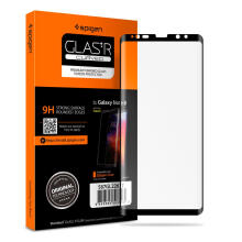 Spigen Galaxy Note 8 Tempered Glass GLAS.tR Curved - Black