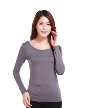 STYLEBASICS Long Inner OM406 - Grey [One Size]