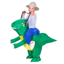 [OUTAD] Lovely Animal Dinosaur Costumes Funny Halloween Party Children's Cosplay Green