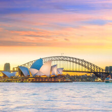 AntaVaya Tour & Travel - Australia Popular + Dream World 7D