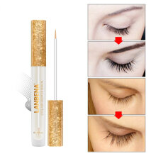 Empty Plastic Mascara Tube With Cap For Eyelash Growth Mascara