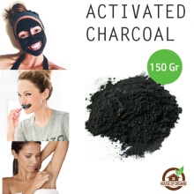 [free ongkir]Activated Charcoal (Arang Aktif) 150 Gr