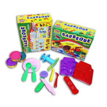 Fun Doh Barbeque Set Including 3 pcs Doh