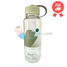 Bros Crystal Plus Notes Passionately Size 750ml Color Grey