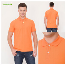 Bossini - Polo Men (010001240) - Orange