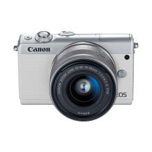 Canon EOS M100 Kit EF-M15-45 IS STM (White)