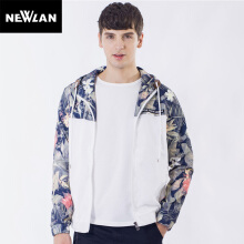 Newlan Pilot Jacket Men Hip Hop Slim Fit Pilot Jacket Men Hooded Jacket