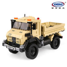 Xingbao Bricks Xb03026 Offroad Adventure Tan