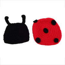 [COZIME] Newborn Baby Crochet Knit Photo Photography Prop Costume Hat Beanies Outfit Other