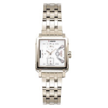 Expedition E 6695 BF BCGSL Ladies Beige Dial Light Taupe Stainless Steel Strap [EXF-6695-BFBCGSL]