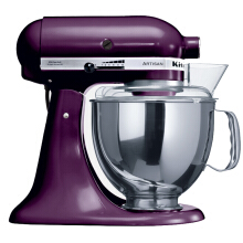 KITCHENAID Artisan Series 4.8 L - 5KSM150PSEBY Tilt-Head Stand Mixer/Bosyenberry