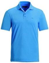 LoudMouth Men's Corporate SS Polo Shirts Brilliant Blue
