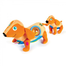 OOPS Boneka Rattle Multi Fungsi - Dog Happy
