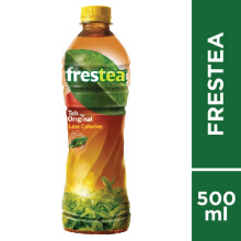 FRESTEA Original  Low Calorie PET Botol Carton 500ml x 12pcs