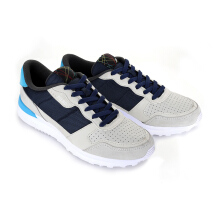 PIERO SNEAKERS STEEL RUNNER - GREY/NAVY/WHITE