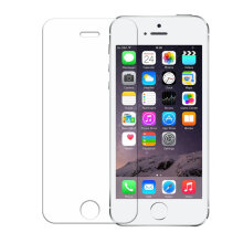 Blitzwolf Bakeey 0.26mm 9H Scratch Resistant Tempered Glass Screen Protector For iPhone 5/5s/SE   -  -