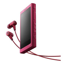 SONY MP3 player lossless bluetooth noise reduction music walkman nw-a36hn P (pink)