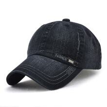 Fireflies A1107 Men's fashion Europe and the United States simple outdoor leisure visor cap