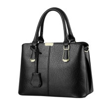 [LESHP]Korean Style Women Handbag Portable Single Shoulder Bag Female PU Leather White