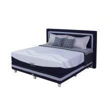 SLEEP CENTER Therapedic Agility R Bed Set