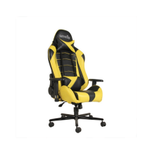 OSCAR SAVELLO KURSI GAMING / GAMING CHAIR / OFFICE CHAIR RUBICON Yellow Black
