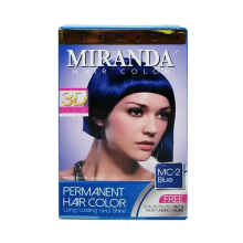 Miranda Hair Color Mc2 Blue 30 Ml Blue