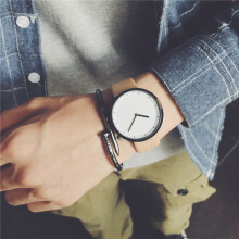 PEKY Minimalist stylish men quartz watches  simple black clock  male wristwatches gifts