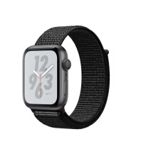 Apple Watch Series 4 GPS Nike 44mm Space Grey Black Sport Loop