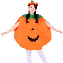 Anamode Pumpkin Cute Halloween Fancy Dress Party Cosplay Costume Outfit -