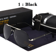 SHYBIRD Retro Casual Polarized Sunglasses Men Driving Riding glasses