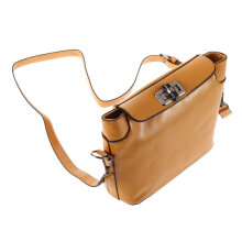 [LESHP]Sweet Ladies Candy color Korean Style Messenger Shoulder Bag orange