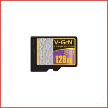 V-Gen Memory Card Turbo Series Class 10 128GB 128G