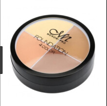 MN MeNow Pro 4 Color Foundation Concealer - For Shading Contouring