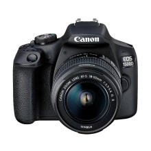 Canon EOS 1500D Kit 18-55mm IS II Kamera DSLR Black