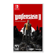 NINTENDO Switch Game - Wolfenstein II: The New Colossus