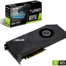 ASUS GEFORCE RTX2060 TURBO 6G D6