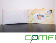 Comfi Kids Breathing Pillow Pink