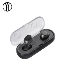TWS-16 Double Bluetooth Earbuds With Charge Dock with Noise Cancelling Bluetooth 4.2 Sports Headphones Build-in Mic Wireless