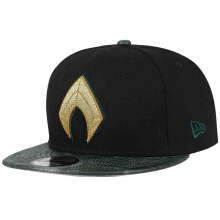 NEW ERA Justice League - Aquaman Tan (9Fifty/Snapback) [All Size] 11542415