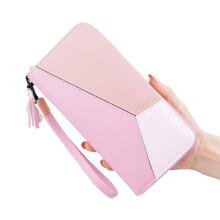Si Ying S451 Import Ms. Wallet / Korea original / Long zipper wallet