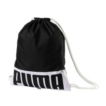 PUMA Deck Gym Sack - Black [One Size] 7496101