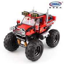 Xingbao Bricks Xb03025 Offroad Adventure Red