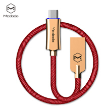 MCDODO CA - 288 Type-C QC3.0 Quick Charging Cable Auto Disconnect 1.5M 2.4A