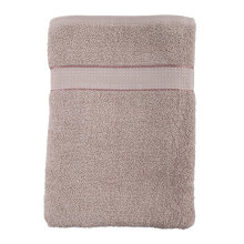 JOYHOME Bath Towel Solid Dobby Pick And Go 70x135 cm/360 gr - Brown