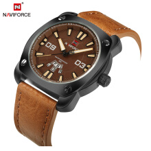 NAVIFORCE Men's Quartz Wristwatches Fashion Luxury Top Brand Watch Men Military Sports Watches