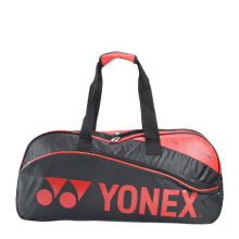 YONEX Sports Bag Sunr 9631Mtk Bt6-S - Black/Red [All Size]