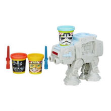 Play Doh Star Wars AT-AT Attack Can Heads Set B5536