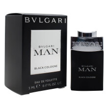 Bvlgari Bvlgari Man Black Cologne (Miniatur) 5 ML