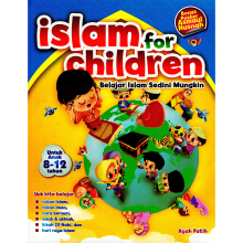 CIF - Islam For Children - Ayah Fatih - 9789797884994