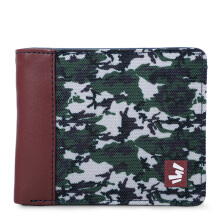3SECOND Men Wallet 1508 [115081818] - Green [One Size]
